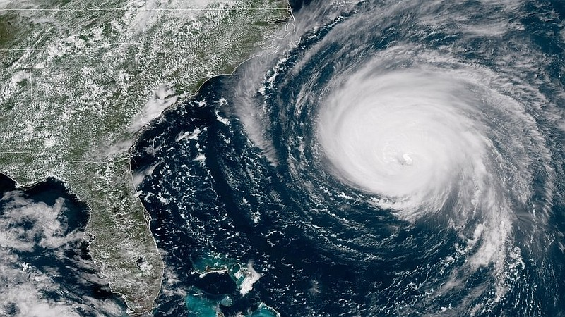 disaster relief hurricane florence